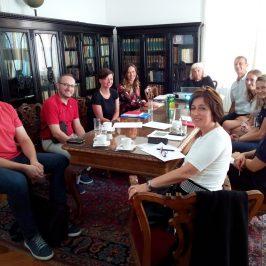 3. sastanak partnera projekta CPD4GB 31. kolovoza 2018.