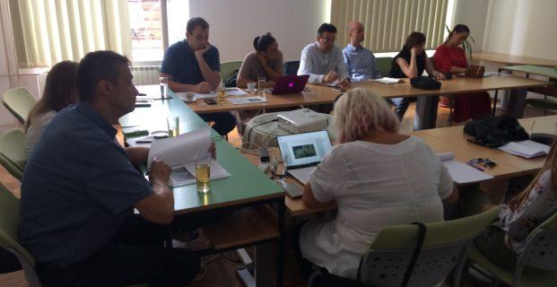 1. sastanak s lokalnom zajednicom 6. srpnja 2018.