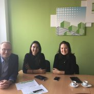 "HSZG aktivno promiče projekt ""Razvoj profesionalnih kompetencija za zelenu gradnju"" studentima udruge SUPEUS"