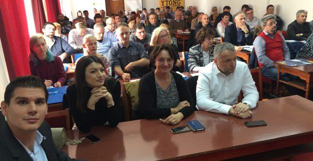 Prezentirane aktivnosti projekta u Varaždinu, u okviru GREEN TALKS