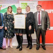 "Projekt: ""Razvoj profesionalnih kompetencija za zelenu gradnju- CPD4GB"" dobitnik nagrade u kategoriji PROJEKT GODINE"