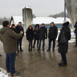 Započeo 2. ciklus predavanja, u okviru projekta CPD4GB, organiziranim obilaskom lokacije potencijalnog projekta Eko-autokamp Mala Buna