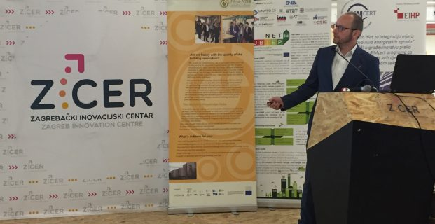 Projekt CPD4GB predstavljen na događaju GREEN TALKS Zagreb