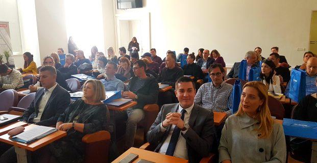 Projekt CPD4GB predstavljen i u Dubrovniku