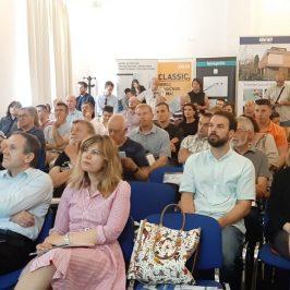 """Projekt CPD4GB predstavljen u okviru GREEN TALKS: """"Održiva gradnja &nZEB"""" u Zadru"""