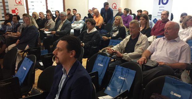 GREEN TALKS KOPRIVNICA – HSZG predstavio CPD4GB projekt stručnoj javnosti